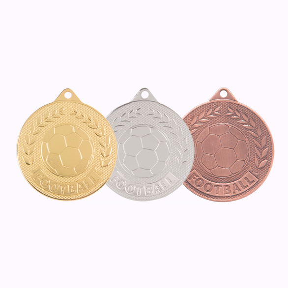 Discovery Football Medal (size: 50mm) - MM17131