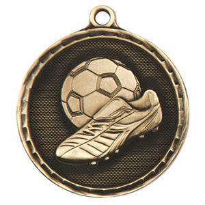 Power Boot Football Medal
