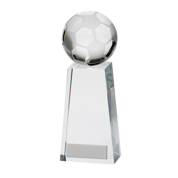 Voyager Football Crystal Award - CR16207