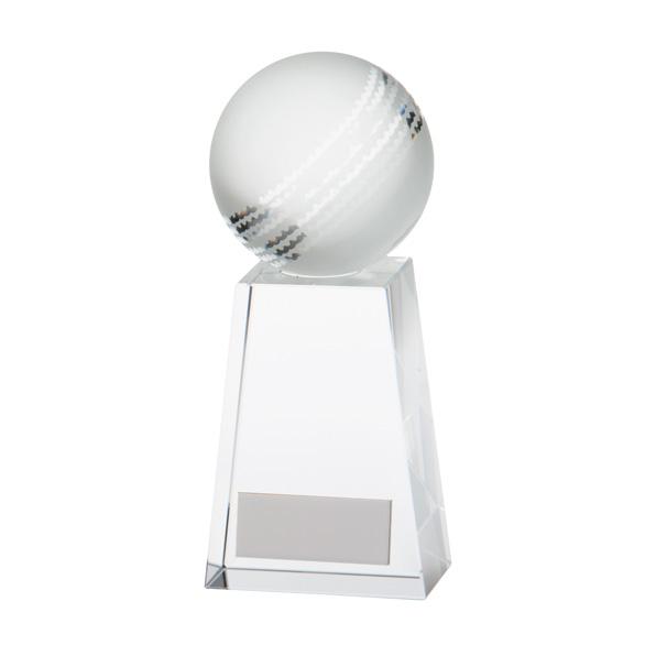Voyager Cricket Crystal Award - CR16208