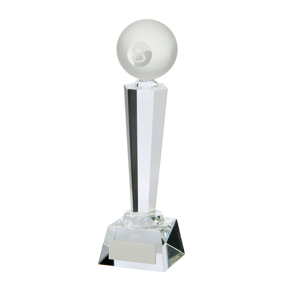 Interceptor Crystal Pool Award - CR17118
