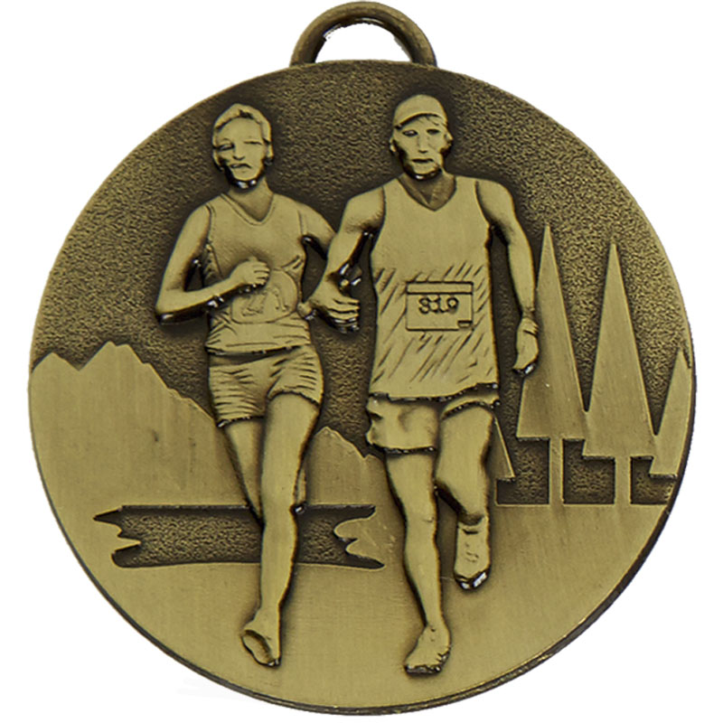 Bronze Target Cross Country Medal (size: 50mm) - AM1046.12