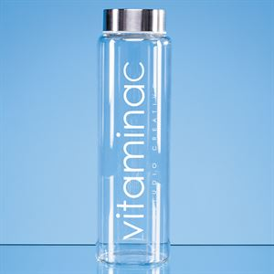 Atlantic Screw Top Water Bottle 1ltr - UK114