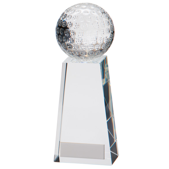 Voyager Golf Crystal Award - CR16209