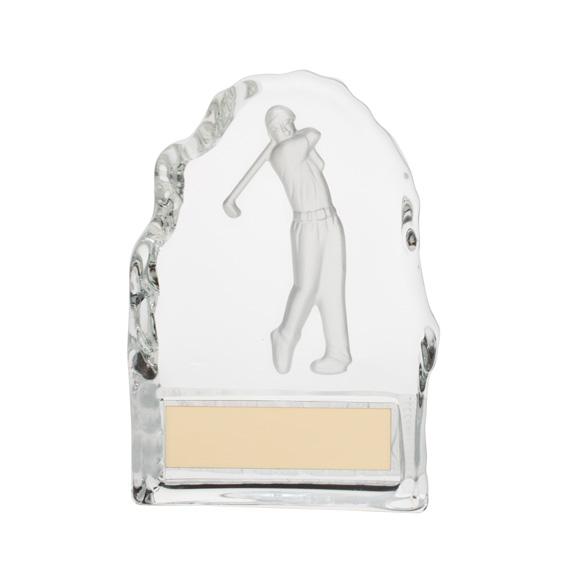 Challenger Golf Crystal Award - CR4036