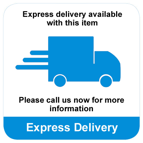 Express delivery available on this item