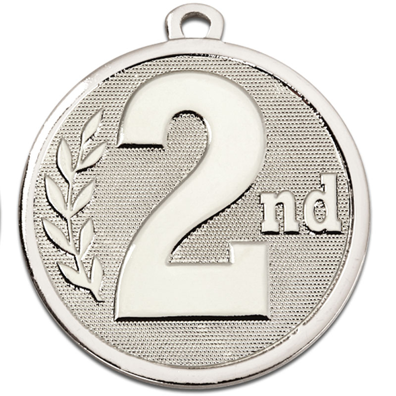 Silver Galaxy 2nd Medal (size: 45mm) - AM1023.02