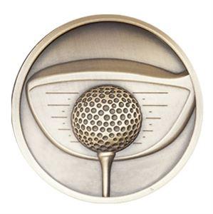 Link Golf Driver Medal