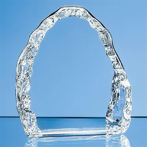 Optical Crystal Vertical Ice Block