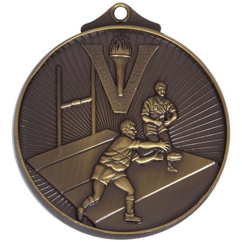 Bronze Horizon Gymnastics Medal (size: 52mm) - AM210B