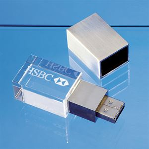 Optical Crystal Memory Stick