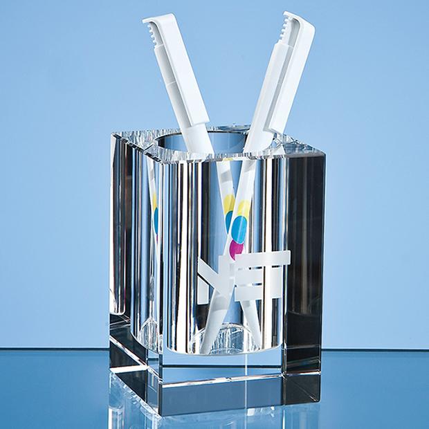 Optical Crystal Pen Holder - SY2087