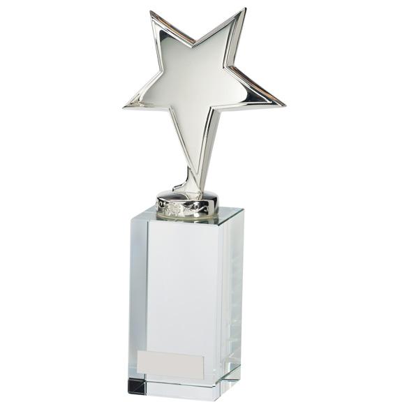 Dallas Crystal and Chrome Award - CR17120