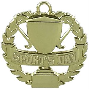 Gold Spot's Day Medal (size: 50mm) - AM077G