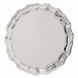 Gillingham Silver Salver - SL16151