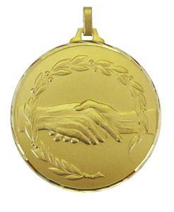 Faceted Fair Play Medal