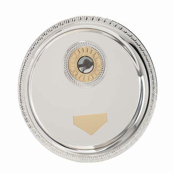 Thurso Silver Salver - SL16152