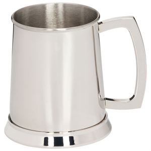 The Brannigan Polished Steel Tankard - PP15188