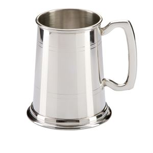 The Commodore English Pewter Tankard - PP1072