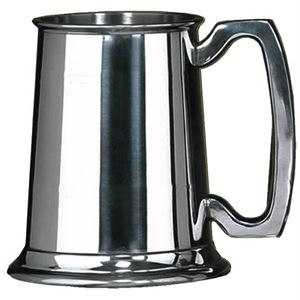 Pinder Bros Ltd Devon Pewter Tankard - BT019