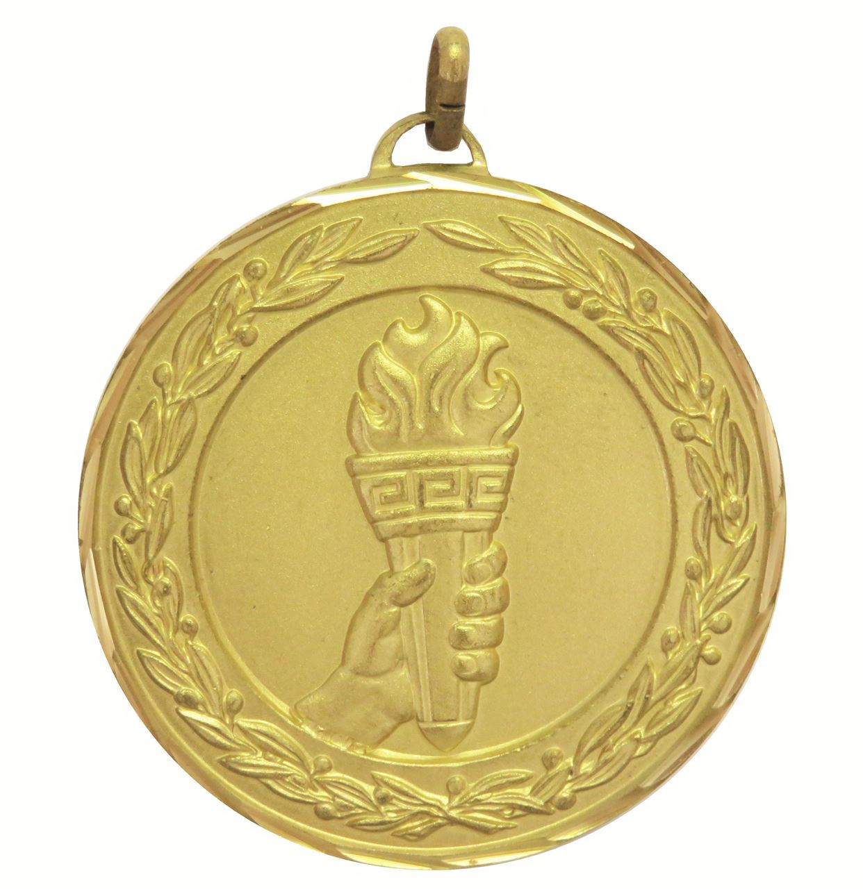 Gold Premium Classic Victory Medal (size: 50mm) - 9665F
