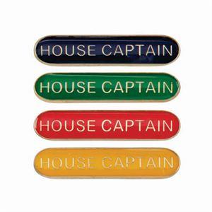 House Captain Metal School Bar Badge - SB16115