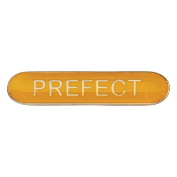 Prefect Metal School Bar Badge - SB16119Y