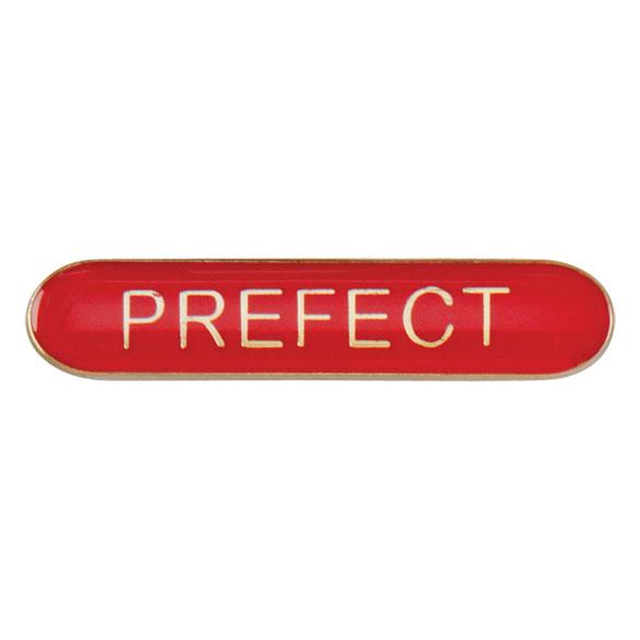 Prefect Metal School Bar Badge - SB16119R