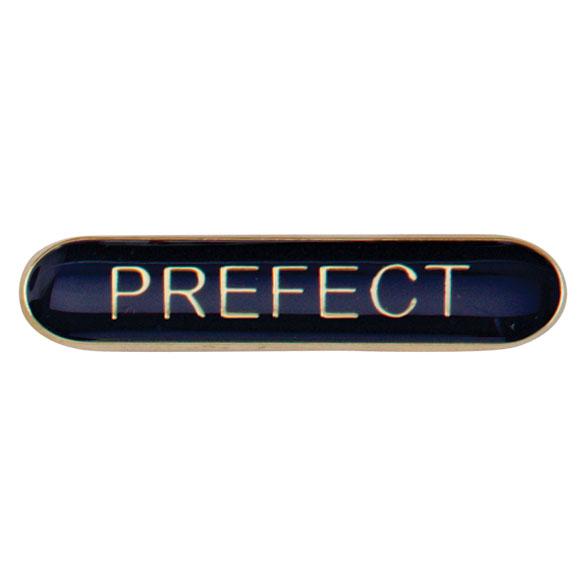 Prefect Metal School Bar Badge - SB16119B