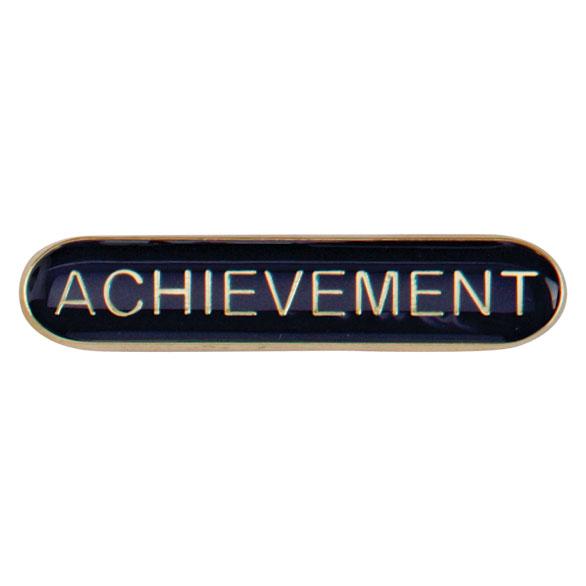 Achievement Metal School Bar Badge - SB16112B