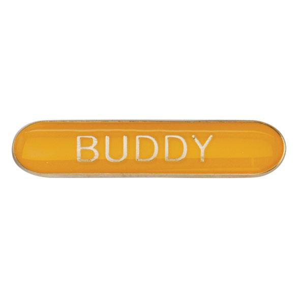 Buddy Metal School Bar Badge - SB16113Y