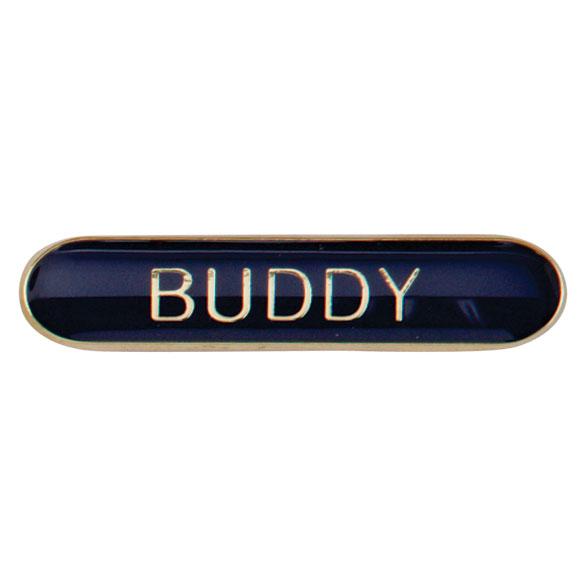 Buddy Metal School Bar Badge  - SB16113B