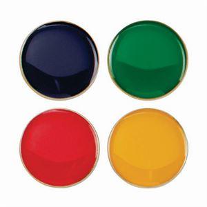 Circular School Pin Badge - SB16124
