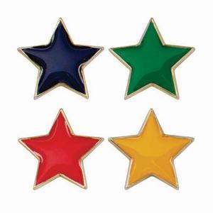 Star School Pin Badge - SB16125