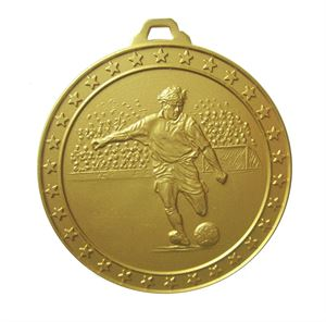Economy Football Star Medal
