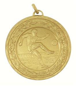 Laurel Economy Footballer Medal