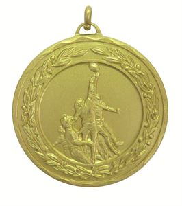 Laurel Economy Rugby Lineout Medal