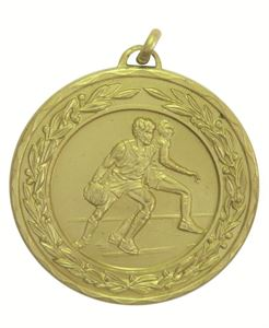 Laurel Economy Basketball Medal