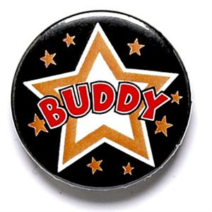 Buddy School Button Badge - BA025