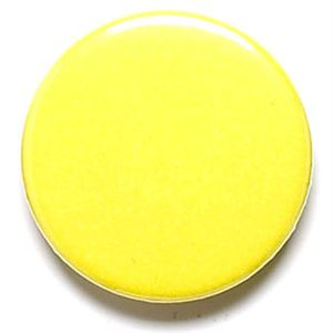 Yellow School Button Badge