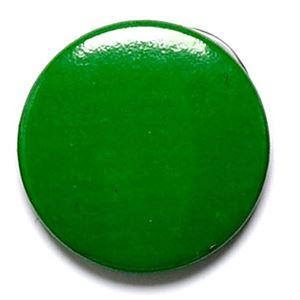 Green School Button Badge