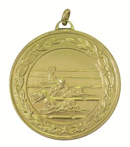 Laurel Economy Female Swimmers Medal