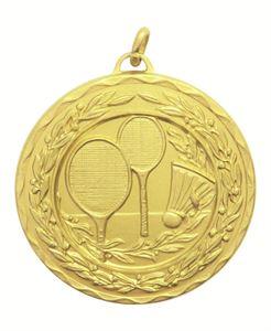 Laurel Economy Badminton Medal
