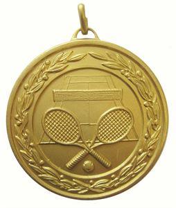 Laurel Economy Tennis Medal