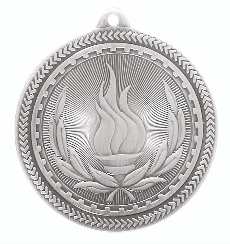 Silver Super Value Victory Medal (50mm) - 63503