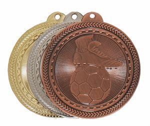 Super Value Football Medal (50mm) - 63500