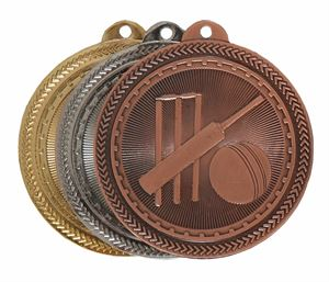 Super Value Cricket Medal (50mm) - 63510