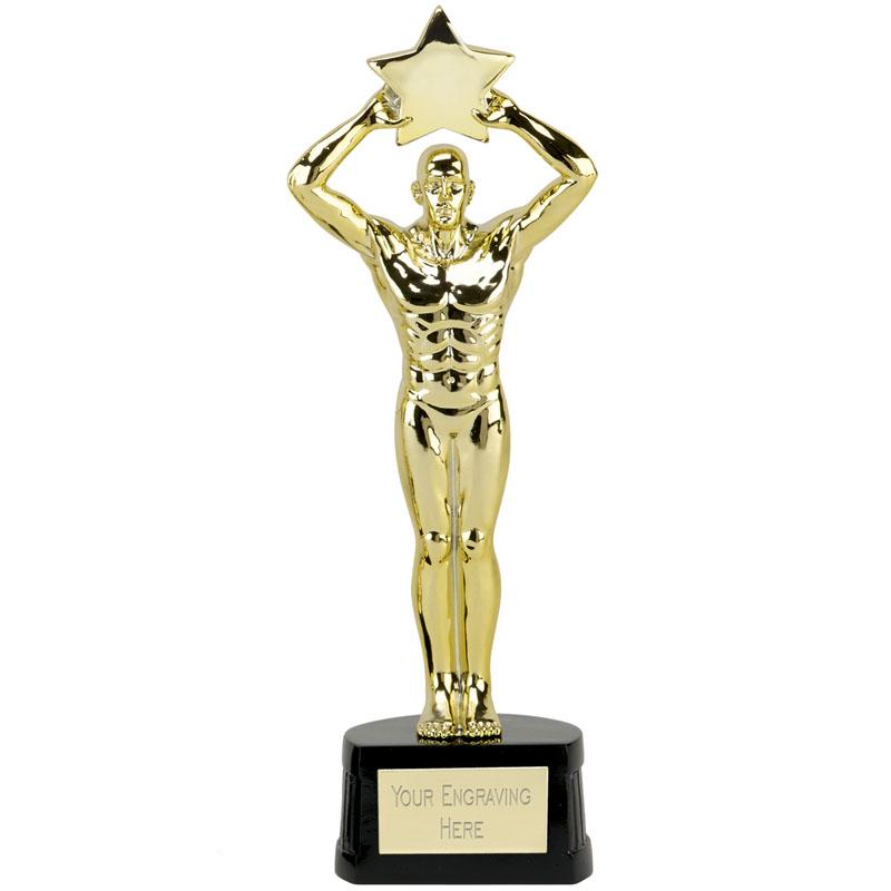 Uppermost Achievement Award - A1833