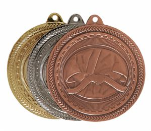 Super Value Martial Arts Medal (size: 50mm) - 63504