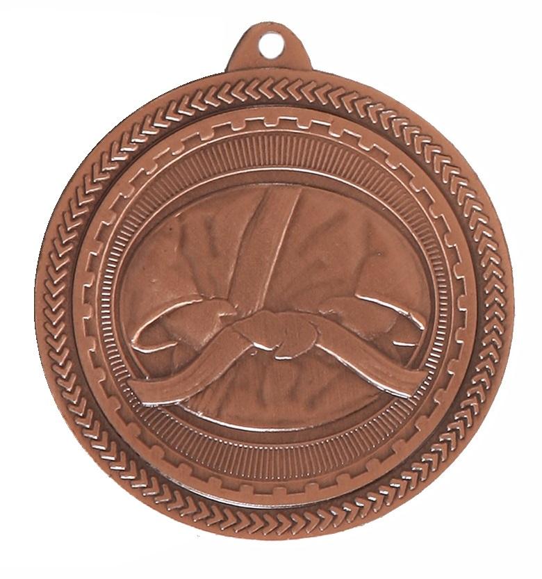 Copper Super Value Martial Arts Medal (size: 50mm) - 63504